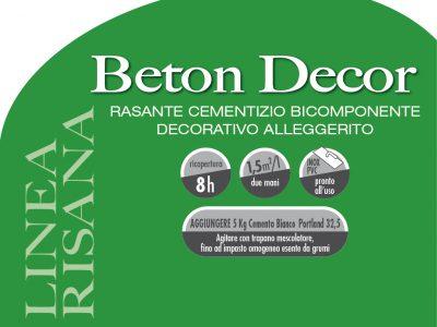 BETON DECOR 14L
