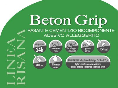 BETON GRIP 14L