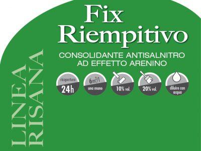 FIX RIEMPITIVO 14L