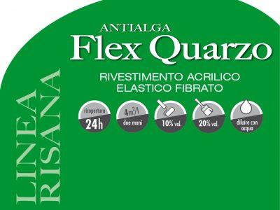 FLEX QUARZO 14L